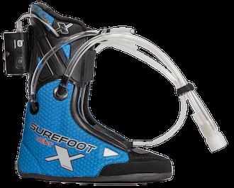 Ski boot liners - Custom ski boot liners